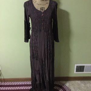 Denim 24/7 dress 14W